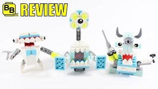 LEGO MIXELS SERIES 8 MEDIX TRIBE SURGEO SKRUBZ TUTH REVIEW