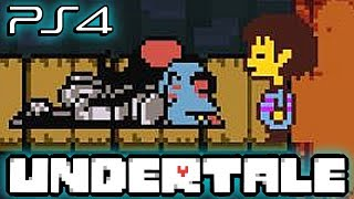 Undertale PS4 Betrayal Route Playthrough Part 4 [Undertale Gameplay]