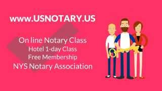 Become a NYC Notary Public - Improve Your Resume!
