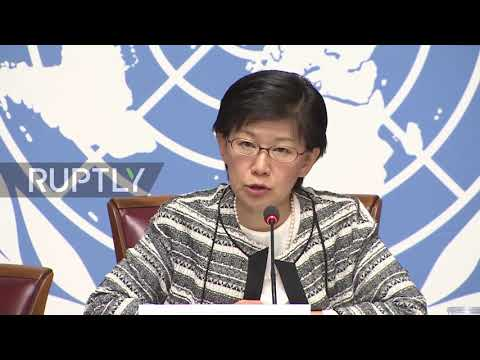 Switzerland: UN wants peaceful solution to North Korea crisis