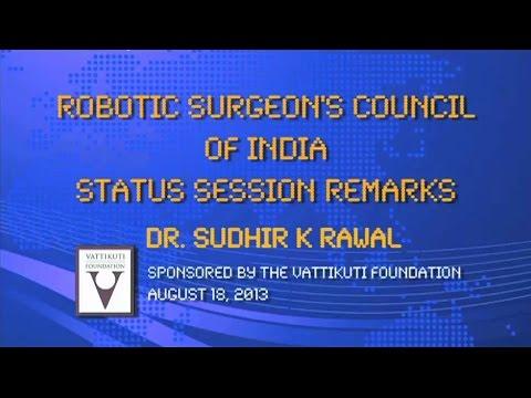 RSC Status Session Remarks Dr Sudhir K Rawal