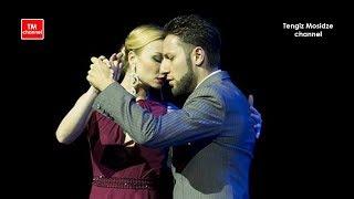 "Tango Tres esquinas. Norair Arakelyan & Sofiya Seminskaya. Ariel Ardit & ""Solo Tango Orquesta"". 2018"