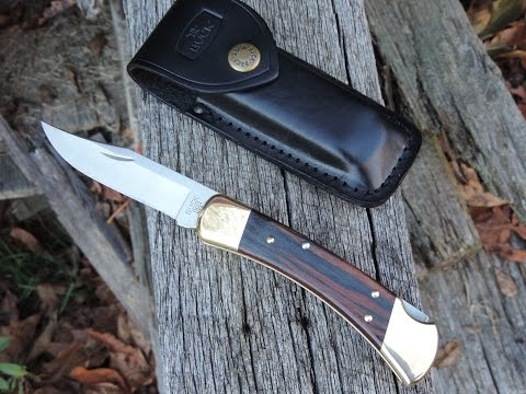 Retro Knives – Buck 110 Folding Hunter