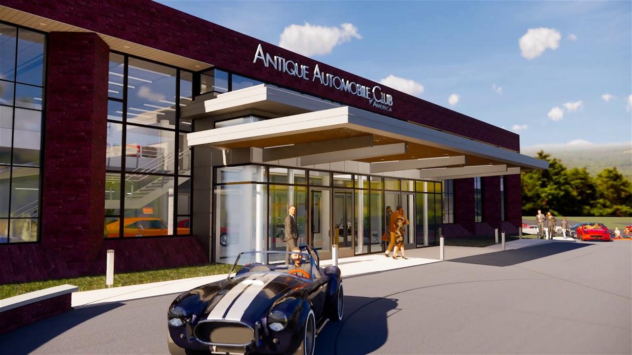 Antique Automobile Club of America Headquarters Walk-through