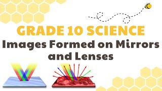 Images Formed on Mirrors and Lenses | Grade 10 Science DepEd MELC Quarter 2 Module 4