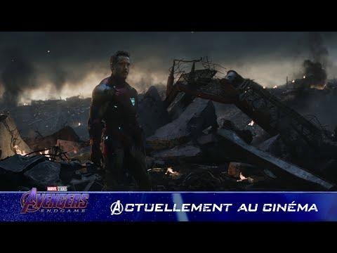 Avengers : Endgame - Actuellement au cinéma