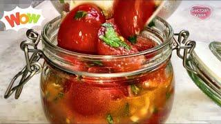 Самые вкусные помидоры! Чудо маринад!