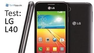 LG L40 | Test