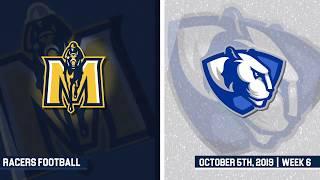 Eastern Illinois vs Murray State Football Highlights (10-5-19)