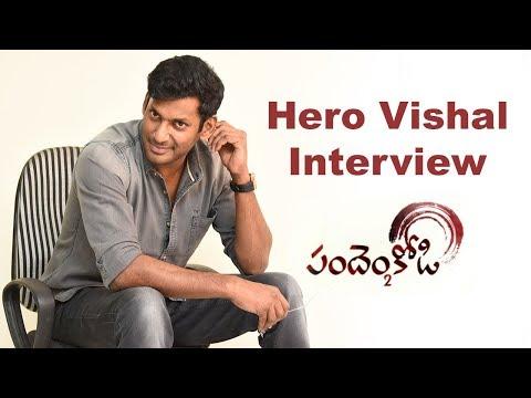 Vishal Interview About Pandhem Kodi 2 Movie