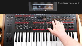 Paraphonic Sequencing Tutorial On DSI (Sequential) PRO2