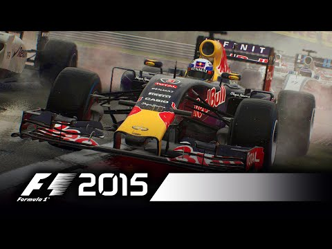 F1 2015 Steam Key GLOBAL - 1
