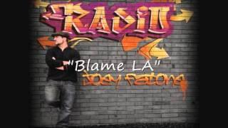 "Joey Fatone - ""Blame LA"" (unreleased)"