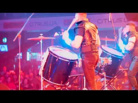 Відео RhythmMen drum show  3