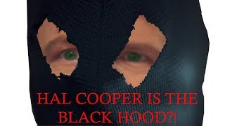 WHY HAL COOPER IS THE BLACK HOOD