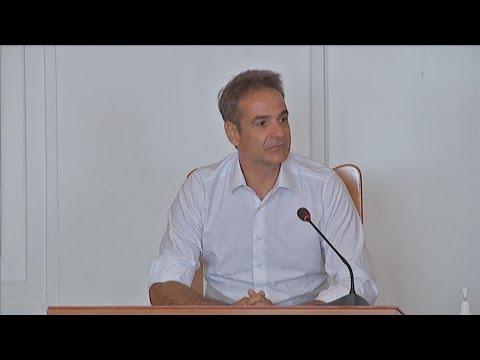 Κυριάκος Μητσοτάκης: Εθνική επιτυχία η συμφωνία για την ΑΟΖ Ελλάδας – Αιγύπτου