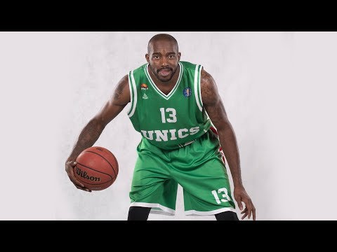 Spectacular Alley-oop to Lasme to start the Game Loko vs. UNICS