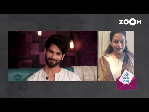 Neliima Azeem shares a special message for Shahid Kapoor | By Invite Only