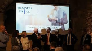 Alle Vorträge im Video! Business Breakfast, 25.09.19 in Trier