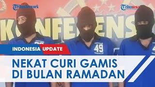 Lima Pria Sindikat Pencuri Baju Gamis di Pekalongan Dibekuk Polisi, Biasa Beraksi Saat Bulan Ramadan