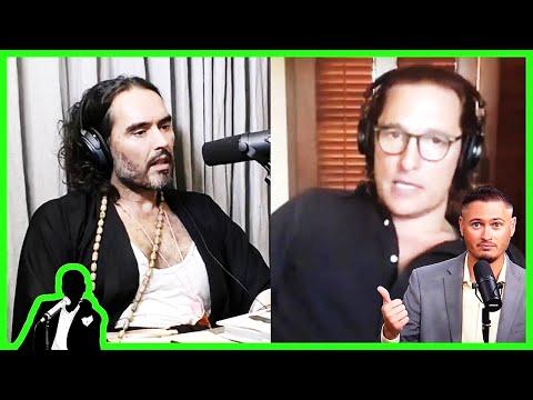 Russell Brand & Matthew McConaughey: Is CIVIL WAR Coming To America?   The Kyle Kulinski Show