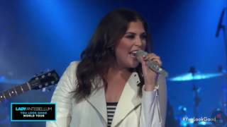 Lady Antebellum  Heart Break  (NEW 2017 Song)