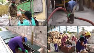 Short film on Safety of Sanitation workers during COVID-19 pandemic (Hindi commentary)