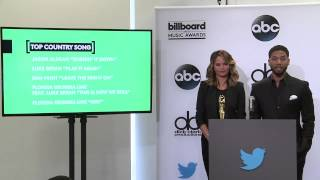 Top Country Song Finalists - BBMA Nominations 2015