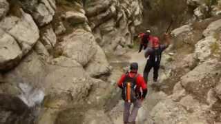 preview picture of video 'Nogueruelas Manaderas de Val de Azo 11 4 15'