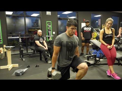 jeff nippard training