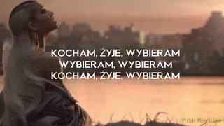 Ariana Grande   No Tears Left To Cry | Nie Ma Łez Aby Płakać (polskie Napisy) | Polish MoonLight