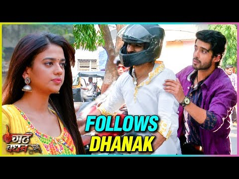 Raghu Chases Dhanak In The Show Gathbandhan