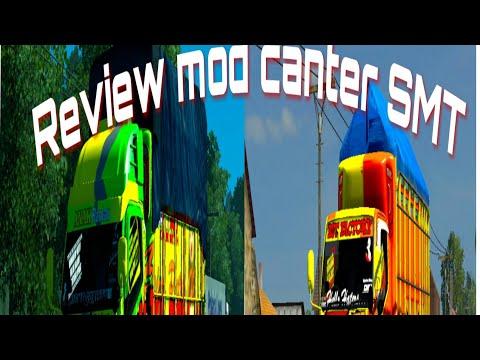 Review Mod Truk Canter Anti Gosip смотреть онРайн на Hah Life