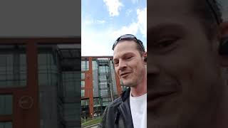 Insta Live in Manchester, have they heard of XRP or Blockchain tech?