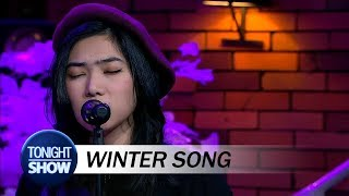 Isyana Sarasvati - Winter Song  (Special Performance)