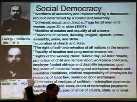 , title : 'Russia: Empire to revolution (Nov. 3 class)