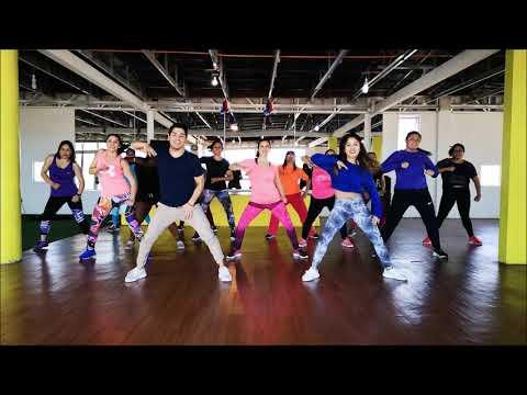 Taki Taki / ZUMBA DJ Snake ft  Selena Gomez, Ozuna  Cardi B by MD TWINS