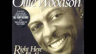Ali Ollie Woodson - Love Is Slipping Away