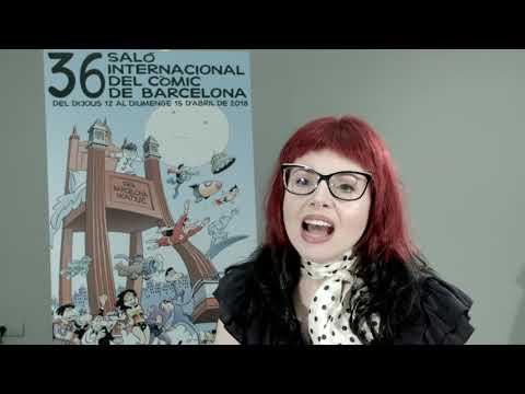 Vidéo de Kelly Sue DeConnick
