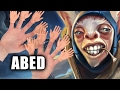 ABED 10 Hands Meepo Dota 2 - Commended!