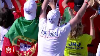 JMJ no Panamá: grandes momentos com o Papa