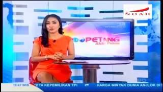 Kabar Malam / Marina Basnapal & Riska Amelia II // 2015 04