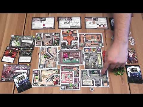 Tiny Epic Zombi Vérfürdő társasjáték - d3meeples