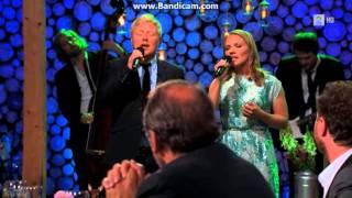 """Video thumbnail of """"Kurt Nilsen og Lene Marlin - Engler i sneen"""""""