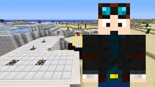 Minecraft | LANZ VISITS THE DIAMOND MINECART'S LAB!! | Custom Mod Adventure (MOST VIEWED VIDEO)