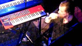 John Grant - 'Chicken Bones' (a cappella) Whelans, Dublin