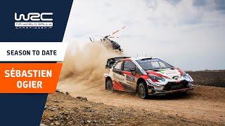 WRC 2020: Sébastien Ogier | Season To Date