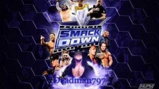 WWE Official Smackdown New Theme Song 2009 by Divide the Day - Let it Roll