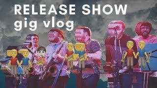 GigVlog – Aberdeen's Album Release Show