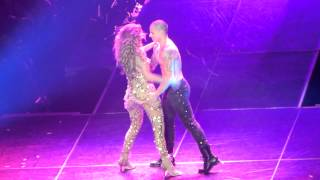 "Jennifer Lopez ""Dance Again"" Live in San Jose"